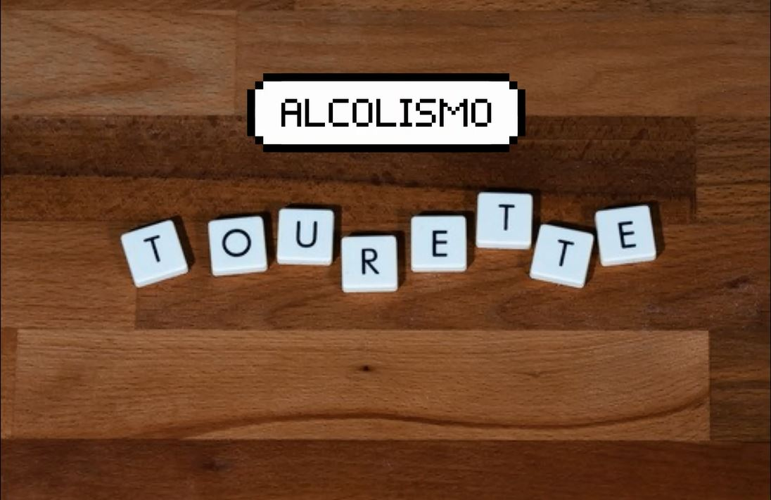 VIDEO: Alcolismo e Sindrome di Tourette.