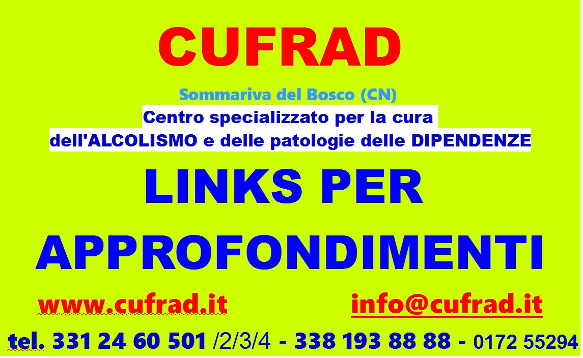LINKS PER APPROFONDIMENTI