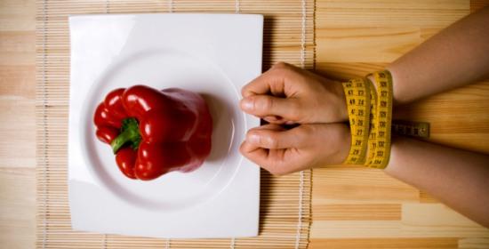 anoressia primi segnali