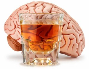 How Alcohol Affects Your Brain When You're Drunk