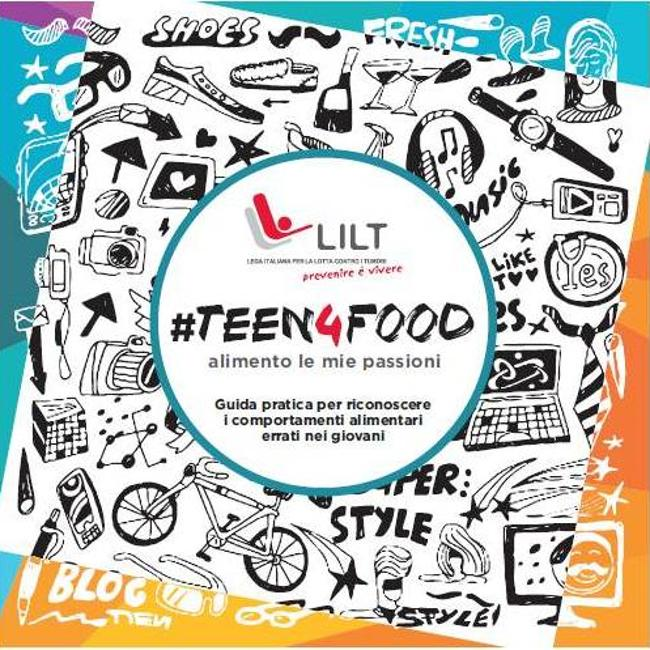 Teen4food: contro l'ortoressia