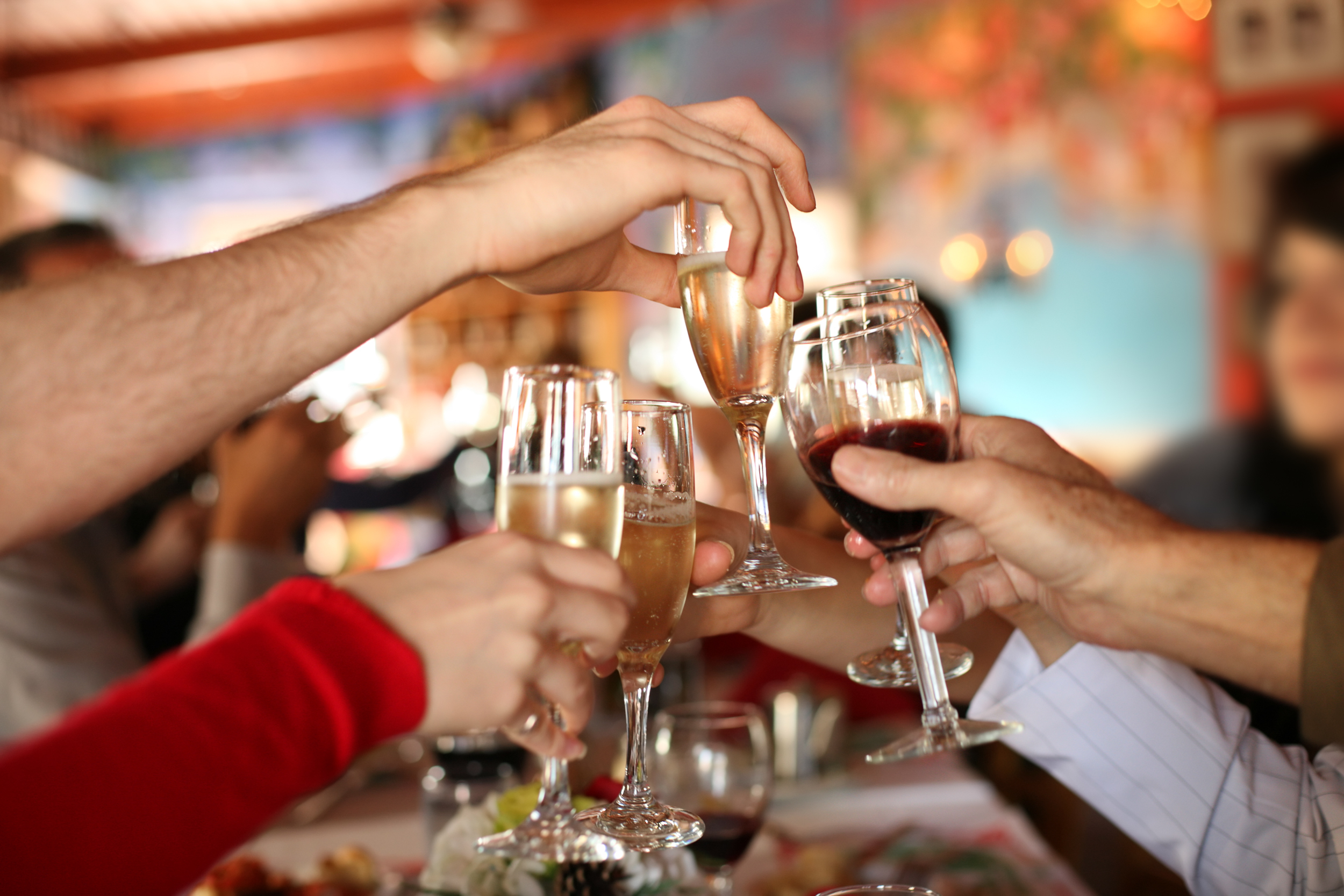 Italiani e alcol: le cifre dell'Alcohol Prevention Day